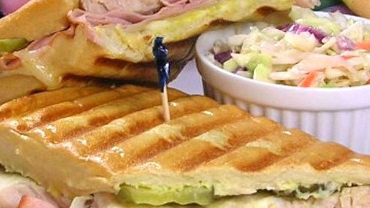 This is one of the more famous sandwiches straight out of the island of Cuba. This recipe came from my uncle who used to work at a restaurant in Pinar del Rio, Cuba and now works at a Cuban cafeteria here in Miami. This sandwich is best served with fried plantain chips and a cold mamey milkshake!