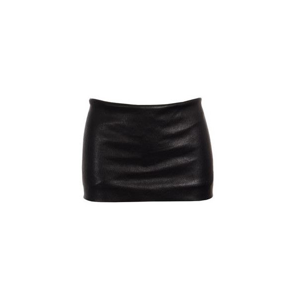 The 25  best Black Leather Mini Skirt ideas on Pinterest | Leather ...