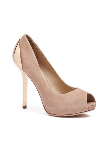 Keep • Sulia Peep-Toe Pump | GUESS by Marciano