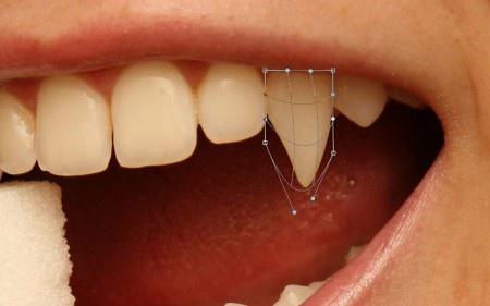 Realizzare denti da vampiro realistici con Photoshop