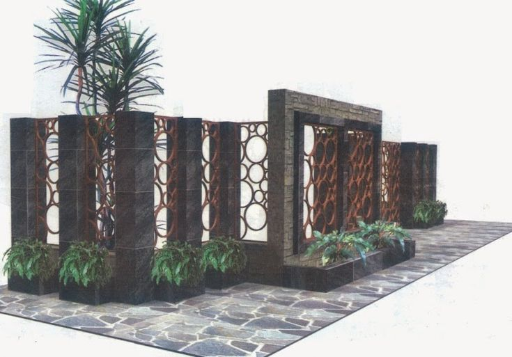22 best images about pagar on pinterest diy fence fence