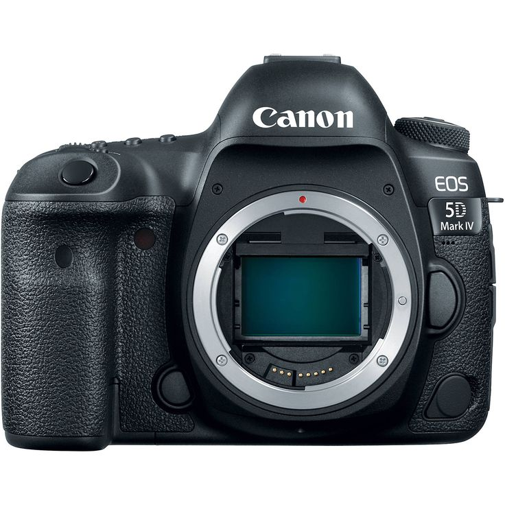 Canon EOS 5D Mark IV DSLR Body Only
