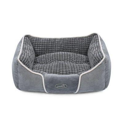 Cama de Suave Gamuza para Perros y Gatos 19,99€  Fabricada en suave tejido de gamuza y relleno de PP algodón.Fácil limpiar en lavadora o a mano con agua fría y detergente. Colchoneta blandito, el mejor sitio para perro y gato descansarse bien.   #animales #cama #chollo #descuento #gato #oferta #perro