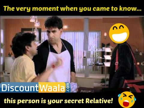 ...And this situation secretly happens once in a life! #troll #bollywood