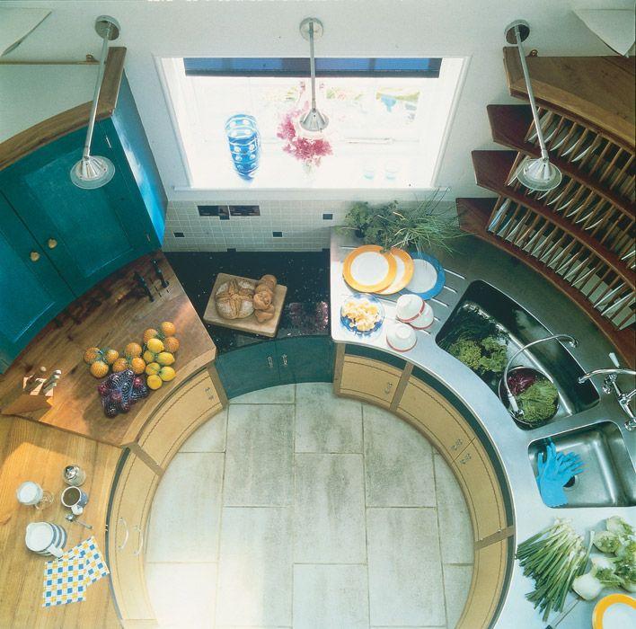 Brillante Küchen Ideen \\u2013 Das Perfekte Design Von SieMatic ...
