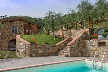 Villa Poesia in Lucca, Tuscany