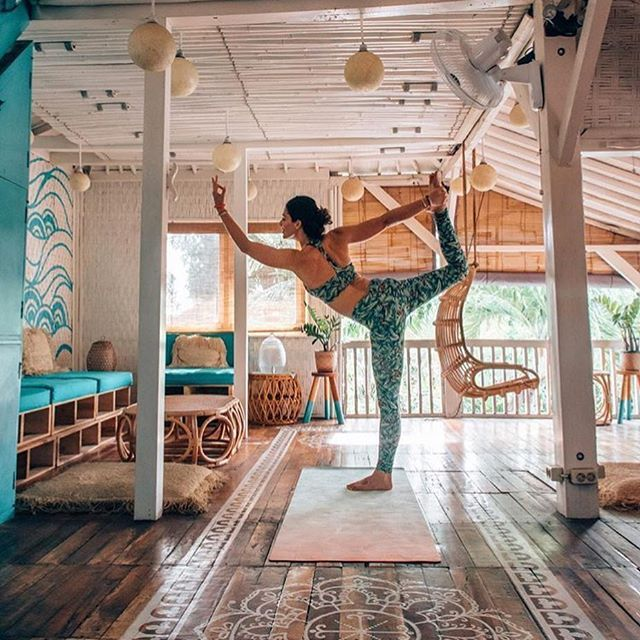 """""""Drop the idea of becoming someone, because you are already a masterpiece. You cannot be improved. You have only to come to it, to know it, to realize it.""""  Osho ✌  -  @lisahomsy : @mvandersluis #livebeautiful #yogalove #bali"""