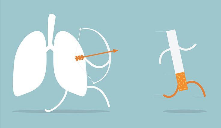 Mit dem Rauchen aufhören? Gerne, nur wie? Wir haben Experten gefragt, was Nikotinsucht eigentlich ist und welche Methoden am wirkungsvollsten sind, um dauerhaft rauchfrei zu leben