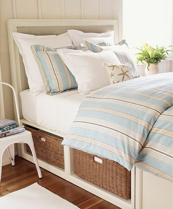 17 Best images about Beach themed guest/den room on ...