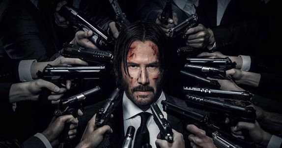 JOHN WICK: CHAPTER TWO Roma trema sotto alle pallottole di KEANU REEVES