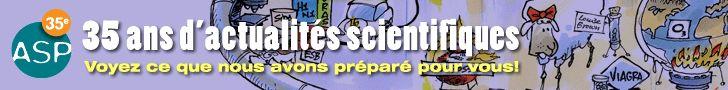 actualités scientifiques