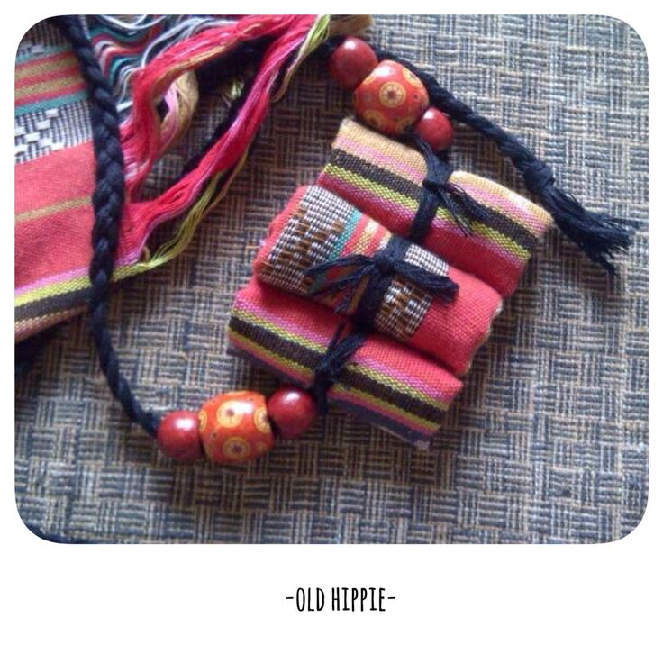 Tenun necklace for sale   Instagram: @oldhippie_online