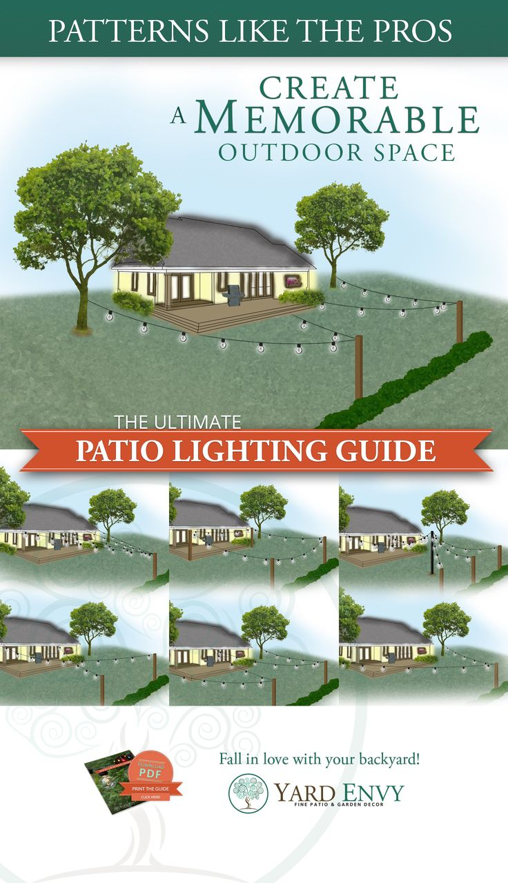 Illuminate Your Patio Like A Professional With The Help Of Our Ultimate Patio Lighting Guide