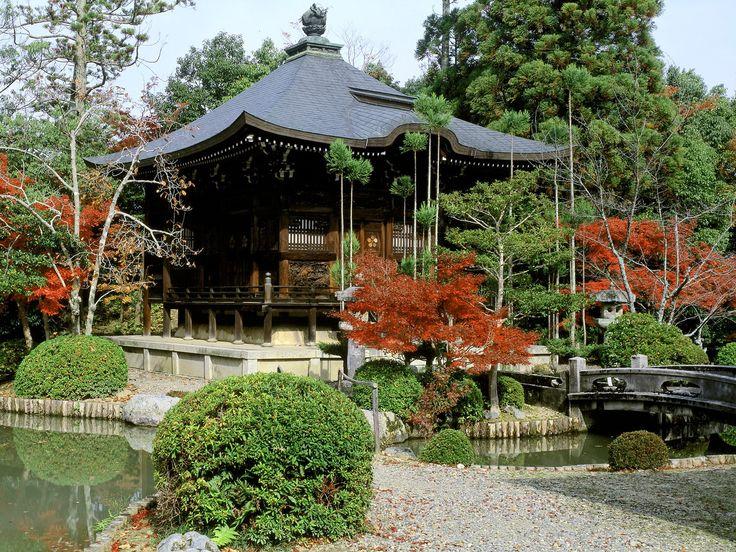Seiryoji temple Kyoto Japan