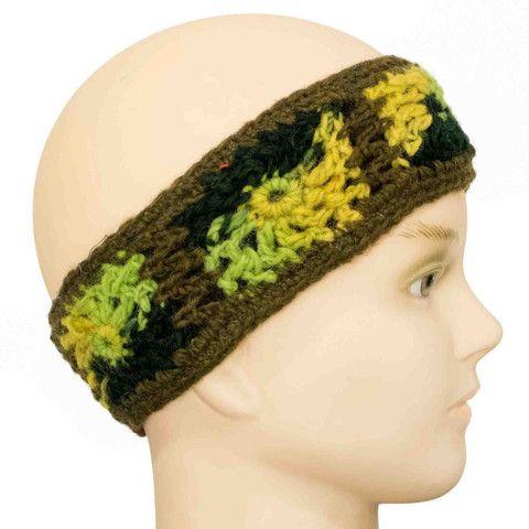 Nepalese Wool Headband