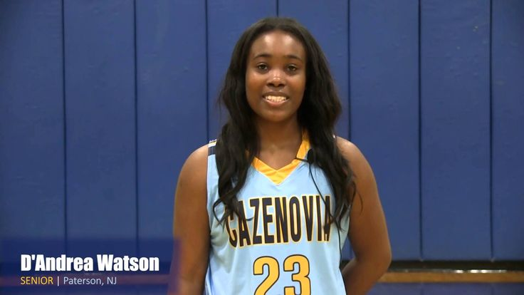 Meet the 2015-2016 Cazenovia College Wildcats women's basketball team.