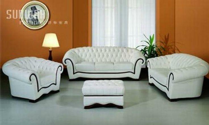 Set canapele piele de la Rom-Confort Iasi