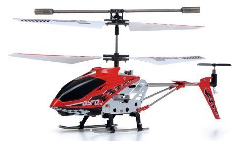 Syma 3 Channel S105 Mini Indoor Co Axial Metal Frame Helicopter