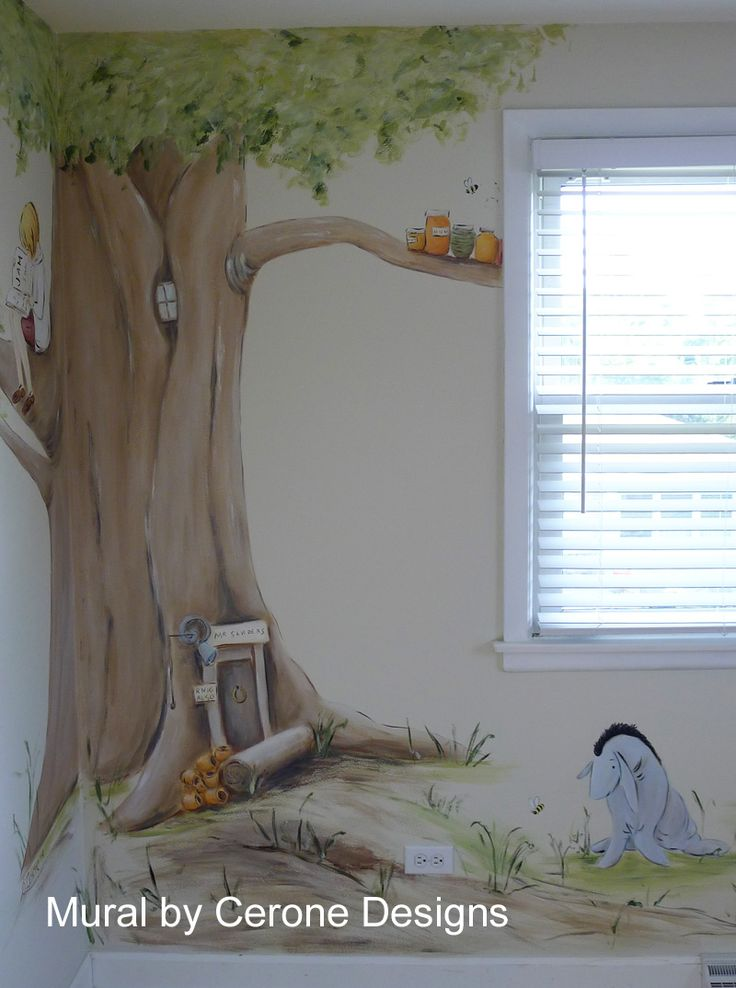 Classic Winnie The Pooh Tree Classic Winnie The Pooh Baby