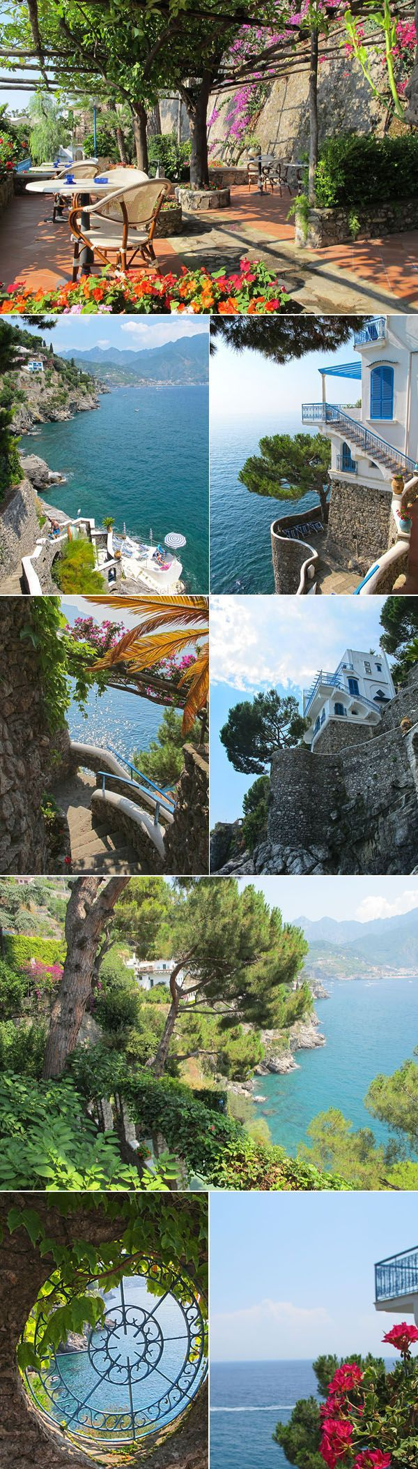 La dolce vita: 9 things to do on the Amalfi coast. Hotel Villa San Michele
