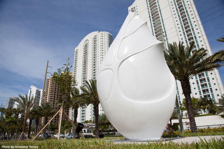 Valeria Yamamoto Sculpture - PUBLIC ART