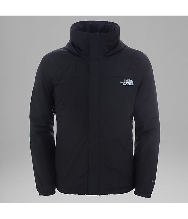 north face insulated resolve jacket men's