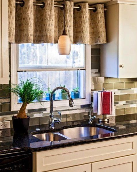 Wie Wählt Man Vorhänge Für Die Moderne Küche 2019 #kuche #moderne #vorhange  #