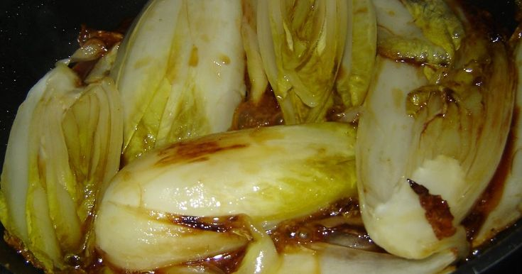 Eef's lekkerste recepten: In balsamico gekarameliseerde witlof