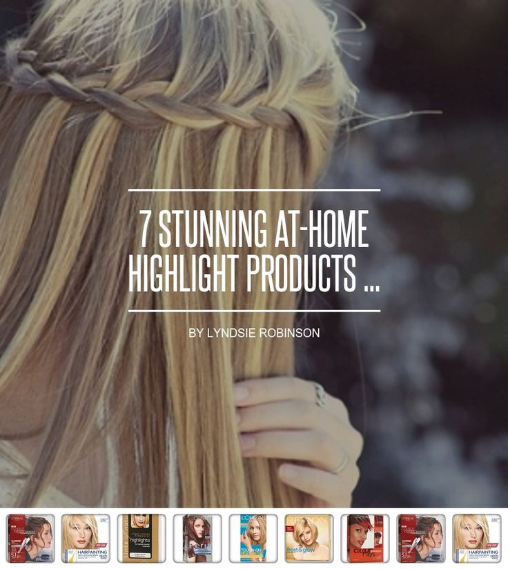 25 beautiful at home highlights ideas on pinterest embre hair 7 stunning at home highlight products at home highlightscolor highlightshighlighting hair pmusecretfo Gallery