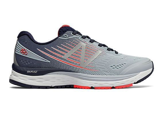 Fueled by an ultra-responsive TruFuse midsole foam, the 880v8 women's  running shoe delivers