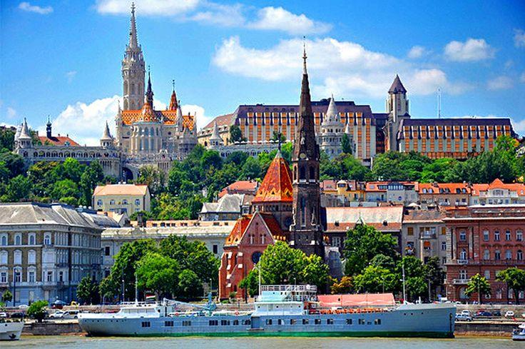Hello Budapest!