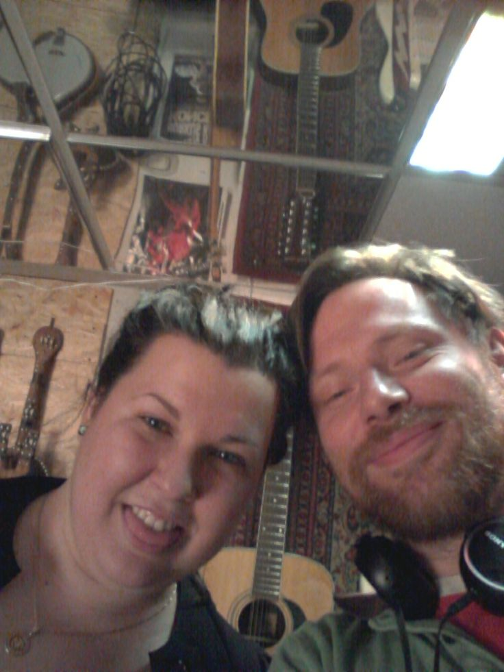 Niki & Petya a.k.a. Kaktusz #BurkusKoenig Mirror Ceiling Practice Room #Budapest