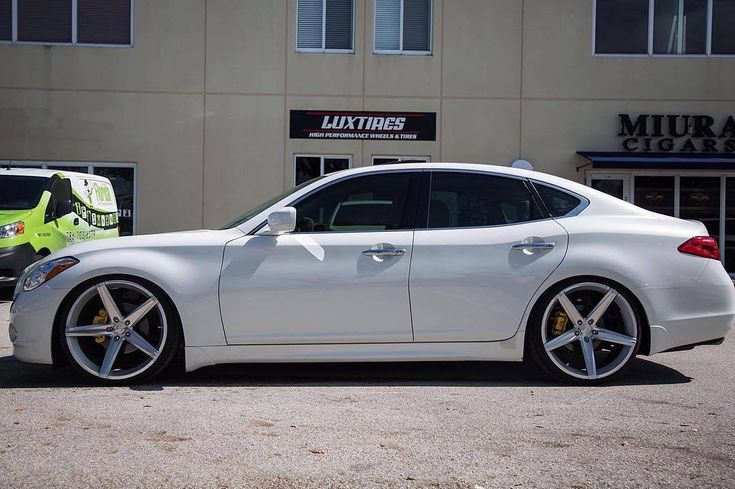 Infiniti M37 With The New Csm02 From  Conceptonewheels  Luxperformance  Luxtires  Ud83c Uddfa Ud83c Uddf8