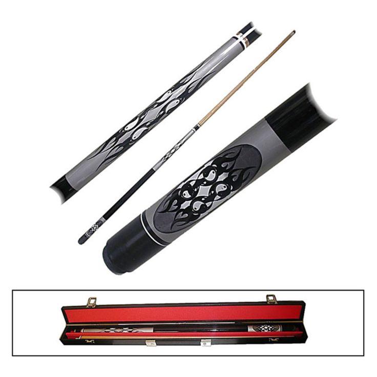 Ying Yang Designer Pool Stick - 40-622YING