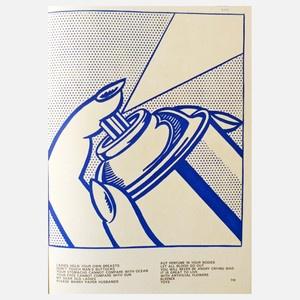 Hold Your Own Breasts 11x16 now featured on Fab.: Sprays, Idea, Pop Art, Graphic, Inspiration, Illustration, Popart, Design, Roy Lichtenstein