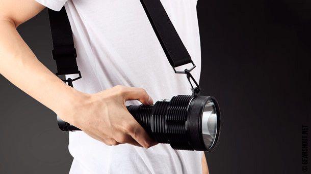 Электроточприбор: Новый поисковый светодиодный фонарь Nitecore TM36