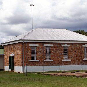 Darwin's major detention centre @ Fannie Bay Gaol..!