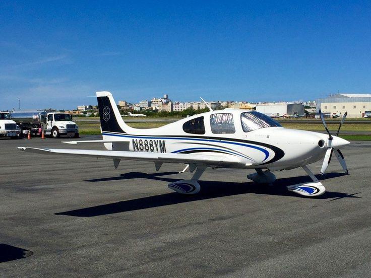 2005 Cirrus SR22 for sale in Miami, FL United States => www.AirplaneMart.com/aircraft-for-sale/Single-Engine-Piston/2005-Cirrus-SR22/14085/