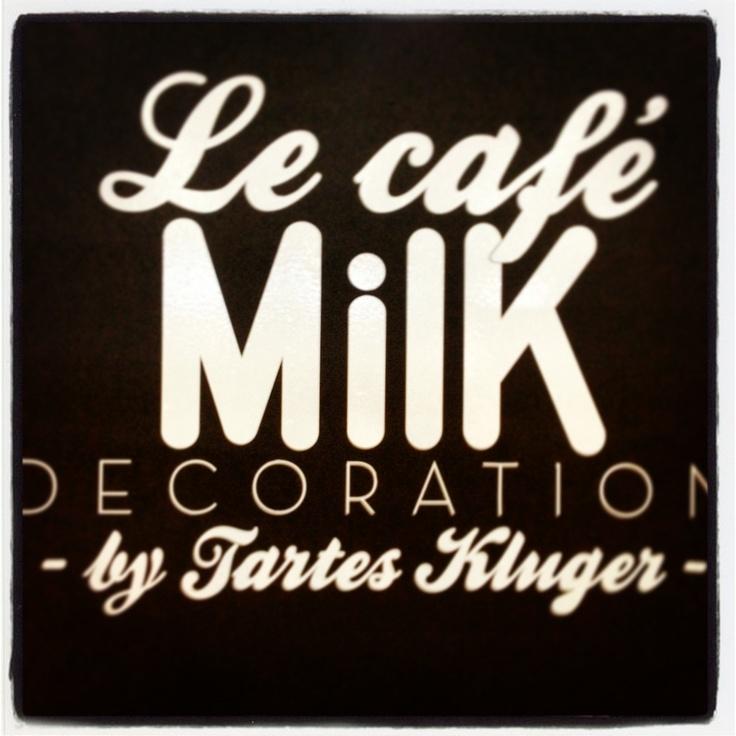 CAFE MILK DECORATION