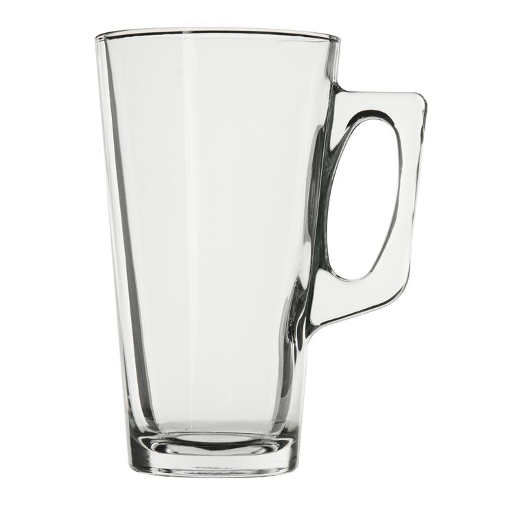 village latte mug glass