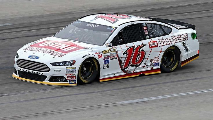 Greg Biffle will start 27th in the No. 16 Roush Fenway Racing Ford.  --    Quaker State 400 starting lineup | NASCAR.com