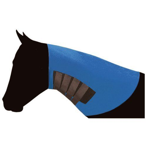 Full Neck Sweat - Horse Blue by Fabtron. $32.95