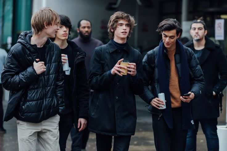 London Collections Men AW16 #streetstyle #london #mens