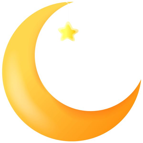New Moon Clipart