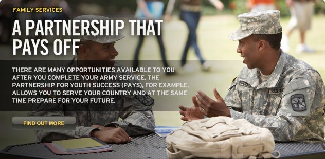 Army benefits