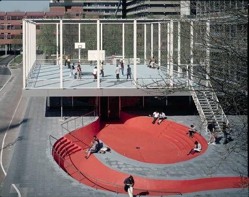 BasketBar – living the city. NL Architects - Livegreen Blog
