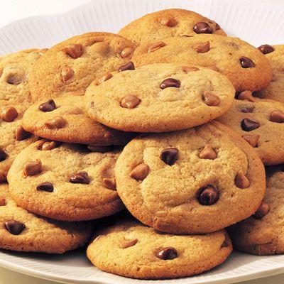 Justo cuando creías que estas galletas no podían ser mejoradas, les agregamos trocitos de mantequill...