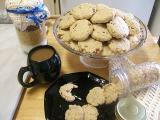 Potato Chip Cookies  Yes! Cookies made with potato chips.  Fantastic Recipe!