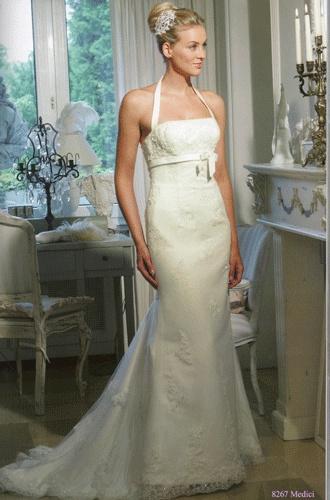 Svatební šaty - Medici
