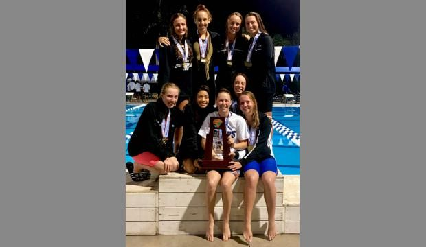 Bartram Trail wins 3A Girls #Swimming State Title. From StAugstine.com